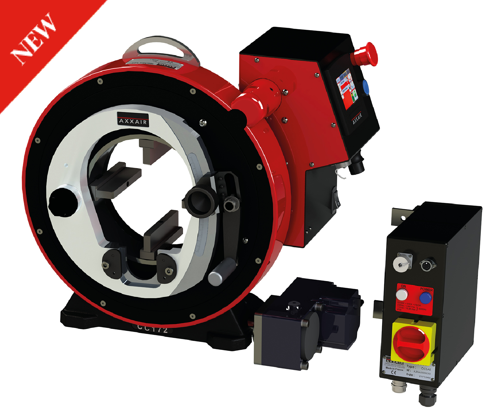 Increase Your Production Efficiency With The New Electric Clamping System